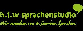 h.i.w. Sprachenstudio-Logo